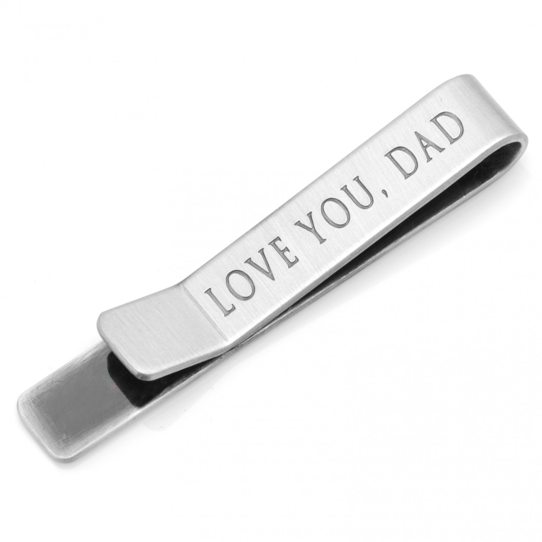 I Love You Tie Bar