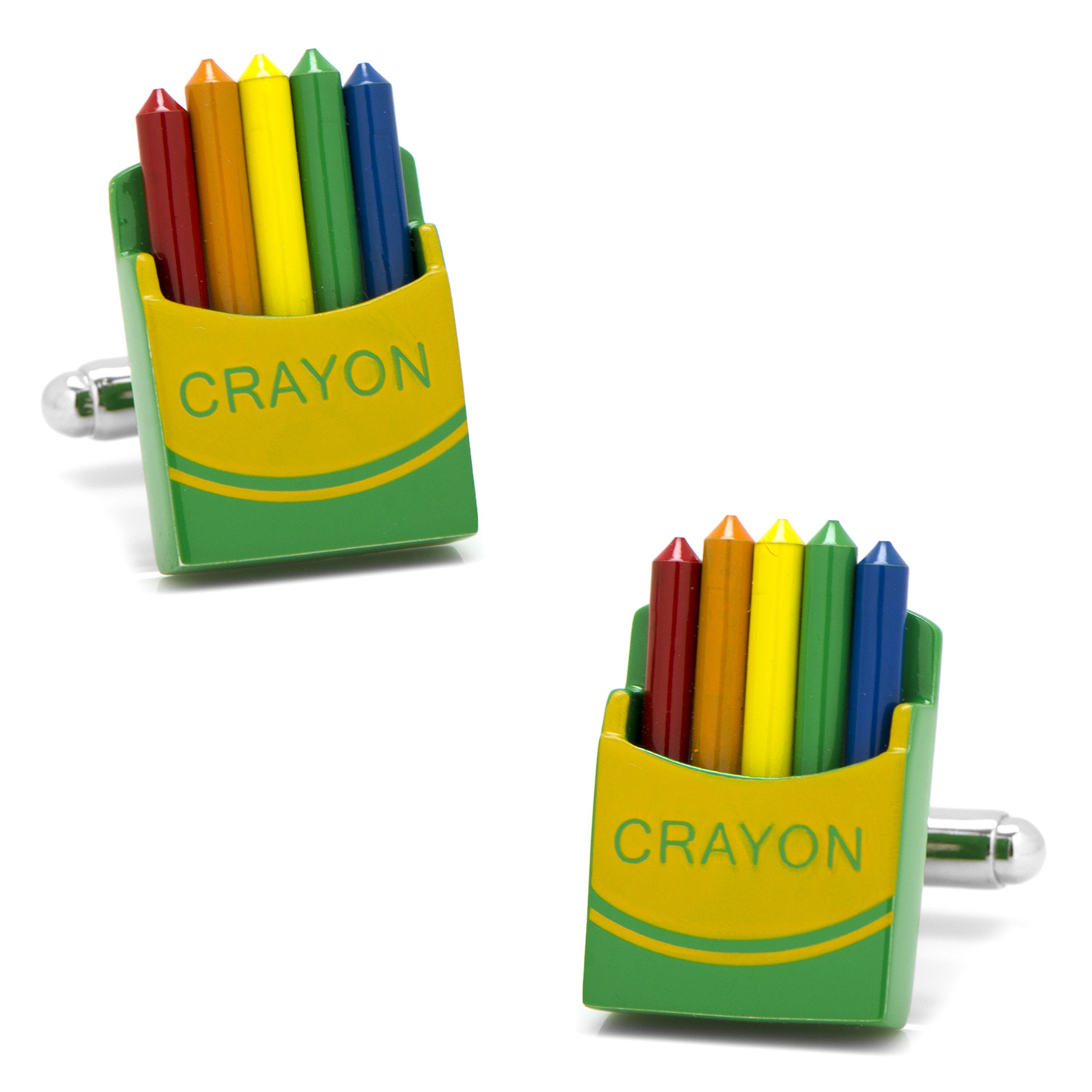 Crayon Box Cufflinks