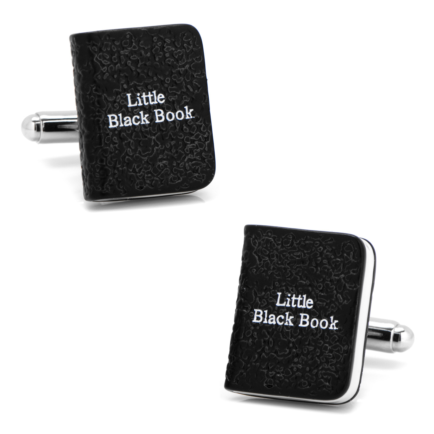 Little Black Book Cufflinks