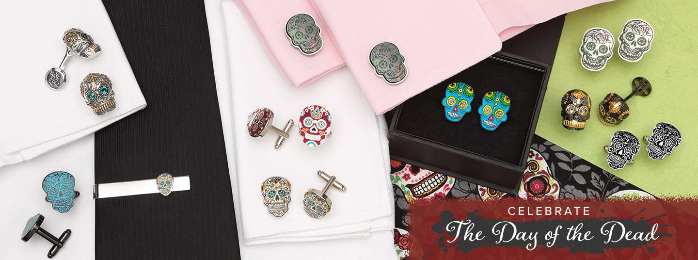 Day of the Dead Men's Accessories