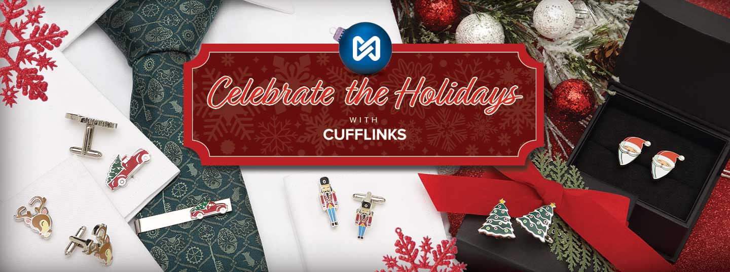 Happy Holidays from Cufflinks