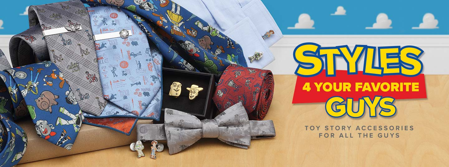 Toy Story 4 Fashion Accessories
