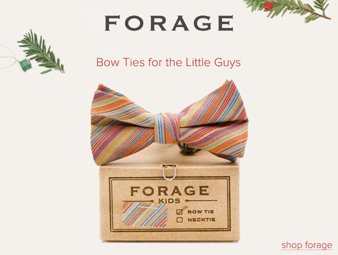 Shop Kids Bow Ties!